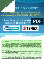 Radacini Equipment Prezentare