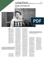 Long Form-Khaleda Zia, the tragic protagonist