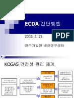 ECDA진단방법