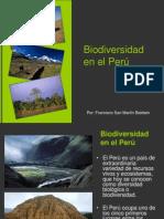 Biodiversidad en Peru