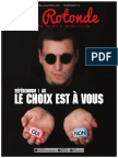 La Rotonde - Édition du 10 février 2014