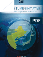 Greater Tumen Initiative_DPRK Withdrawal