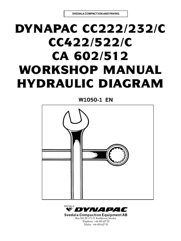 Dynapac Cc222 232 422 522 602 512 Whopshop Manual
