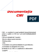 Documentatia CMI