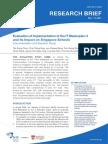 Tan Et Al. (2011) Evaluation of the IT Masterplan 3