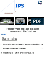 Philips Projet CoreLine