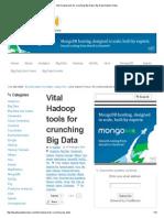 Vital Hadoop Tools for Crunching Big Data _ Big Data Analytics News