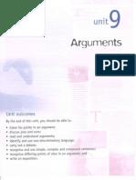 Step Ahead 3E Unit 9 Arguments