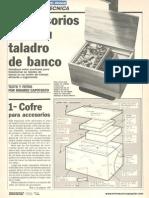 3 Accesorios Para Su Taladro de Banco (Mayo 1990)