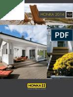 Catalog Honka 2014