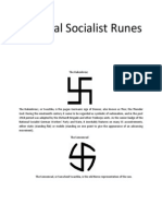 104824508 National Socialist Runes