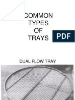 Types of Trays