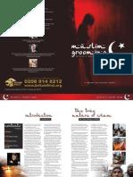 Muslim Grooming Brochure