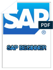 SAP Beginners-Product portfolio