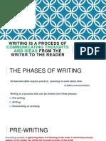 Writing Workshop 1