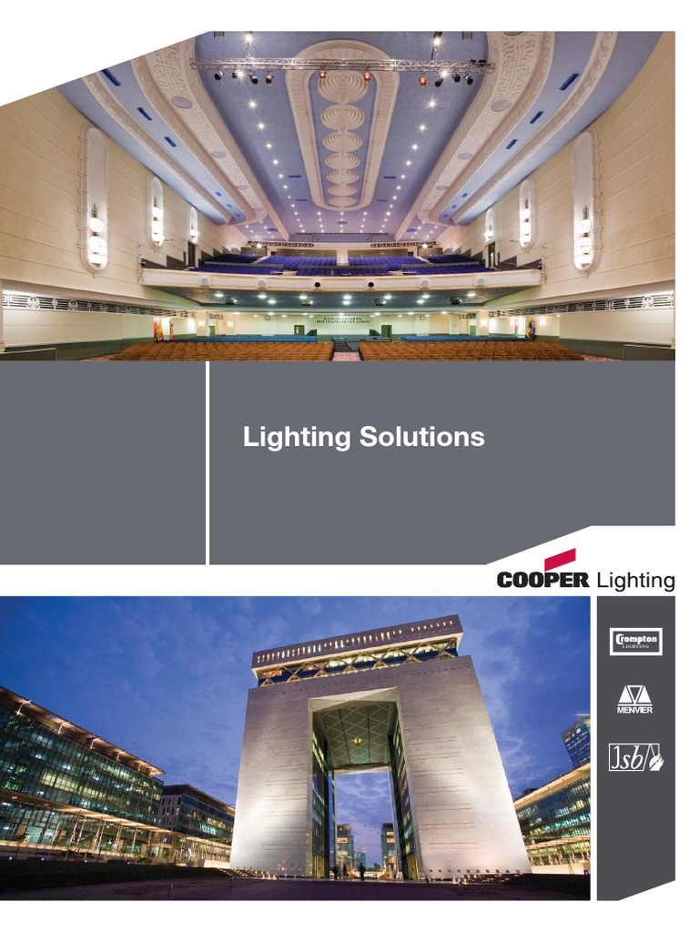 publication lighting technology