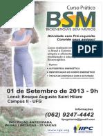 Cartaz BSM - Pequeno