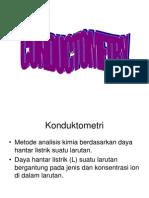 4. Konduktometri