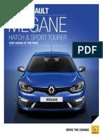 Megane Hatch and Sport Tour Er