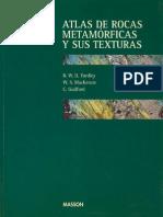 AP Atlas de Rocas Metamorficas y Sus Texturas