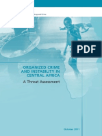 Organized Crime and Instability in Central Africa - A Threat Assessment