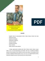 Discurso Padrinho - Doutoramento Honoris Causa