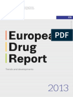 European Drug Report 2013 - EMCDDA