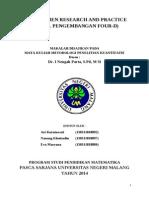 Makalah Development Research 4 D.doc