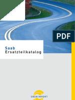 Saab Katalog Web