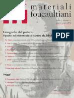 materiali foucaultiani i1