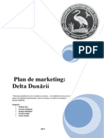 Plan de Marketing Pentru Delta Dunarii2