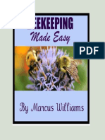 Beekeeping Made Easy by Marcus Williams Small File