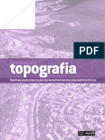 Manual de Topografia - FDE