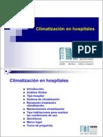 CLIMATIZACION HOSPITALES