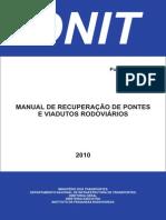 DNIT - Manual Recuperação de Pontes e Viadutos Rodoviarios