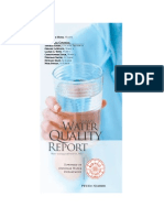 Water Quality Report 2007