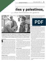 Judios y Palestinos