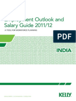 India Salary Guide 2011