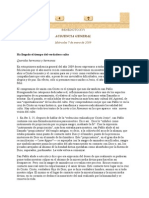 Benedicto XVI. Culto espiriitual en San Pablo.pdf