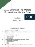 Arrow and Health Economics