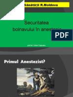 securitatea anesteziei 2