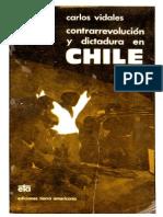Contrarrevolución y dictadura en Chile