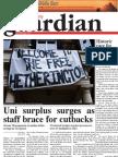 GU Guardian Issue 5 2010-11