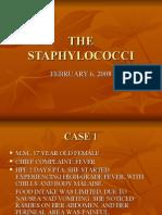 Staphylococci Ppt
