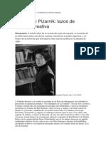 Néstor Tirri - Cortázar y Pizarnik. Lazos de afinidad creativa.
