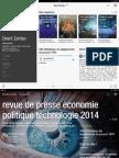 réinformation ecologie politique technologie musique psyart flipboard