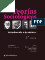 Teorías sociológicas