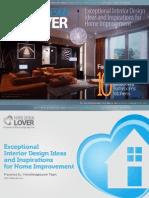 interior design ebook