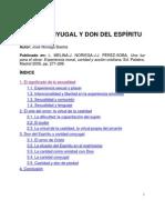 Amor Conyugal y Don Del Espiritu