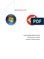 instalacion de windows 7 i ubuntu 12 04